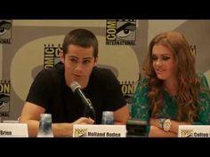 """Teen Wolf"" Comic-Con panel (1/4)"