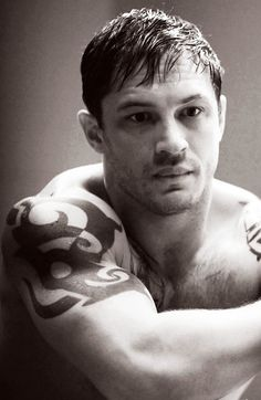 Tom Hardy @Meredith Epps oh hey!  #warrior