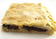 Empanada de morcilla y pera - MisThermorecetas.com