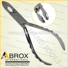 Model Number: AI-PP-109      Stainless Steel Small Ring Closer With Striated Grip     With striated grip     Size: 13 cm