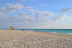 Things to do in Miami: relaxing at South Beach