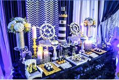 Blue-and-White-Nautical-Baby-Shower-Blue-Backdrop
