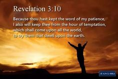 Revelation 3:10