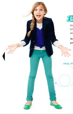 I loved this outfit... then I realized it's a ten year old girl. AKA I dress like a ten year old girl...