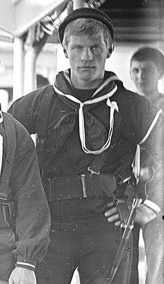 WWI sailor, apparently on Shore Patrol.