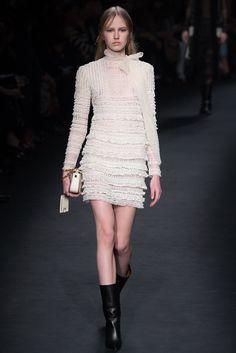 Valentino Fall 2015 Ready-to-Wear Fashion Show - Look 51,Paula Galecka (Viva)
