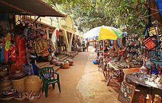 Kololi craft market