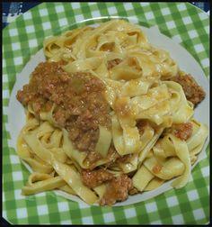 Fettuccine melanzane e macinato ! #fettuccine #fettuccinerecipe #melanzane #ricette #ricettegustose