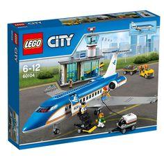 LEGO City Airport Passenger Terminal 60104 image-0
