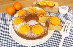 The orange upside-down cake is moist, aromatic and healthy. It makes for a great snack and an even better breakfast with a glass of milk.  INGREDIENTS 3 eggs 1 tsp of baking powder 250g sugar 250g flour 150ml orange juice 1 orange, sliced 40g brown sugar  DIRECTIONS Beat the eggs adding the sugar a little at a time. Once the mixture is whipped well (this will take at least 10 minutes) add the orange juice, sifted flour and add the baking powder in last. Butter your cake pan and sprinkle two…