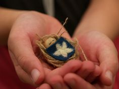 Make A Handmade Nativity Set :: Baby Jesus