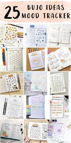 Fun Bullet Journal Mood Tracker Setup For Students - Bullet Journal Daily Spread Bullet Journal Beginning, Bullet Journal Daily Spread, Bullet Journal Mood Tracker Ideas, Bullet Journal Writing, Planners For College Students, Tacker, Do You Remember, New Hobbies, Understanding Yourself
