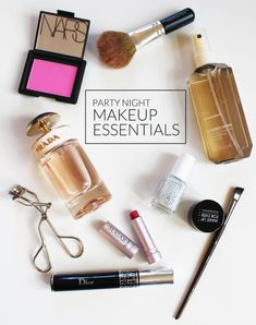 makeup must-haves.