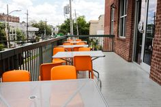 One of the best ways to get perspective is to get off the ground. Balcony dining in New Orleans is yours to enjoy, from Uptown to the French Quarter.