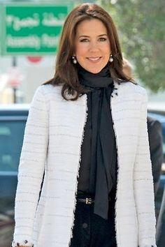 Crown princess Mary, Denmark