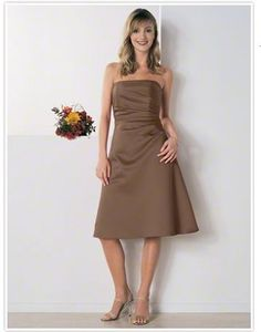 Alfred Angelo Bridesmaid Dress Style 6129SN- cute