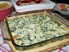 Spinach Artichoke Dip                                                                                                                                                                                 More