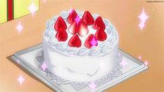 Image via We Heart It [animated] #anime #food #wow #sekaiichihatsukoi