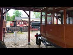 Kent and East Sussex Railways: Historic Ford Rail-Motor replica goes on Display a. East Sussex, Brighton, Trains, Gazebo, To Go, British, Ford, Layout, Outdoor Structures