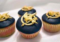 Hunger Games dinner party ideas...