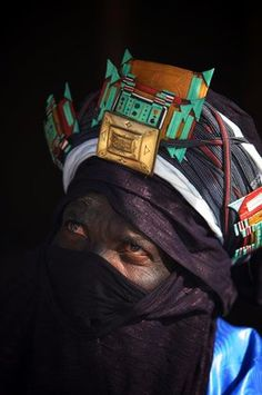 Africa   The Tuareg people are a Berber people of the desert who usually maintain a traditionally nomadic pastoralist lifestyle.  Essakane, Mali   © Ingetje Tadros