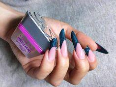 Unique shape Gel nails