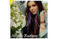 Friday Night Lights Feather Earrings includes teal, chartreuse, pink, hot pink, and purple colored feathers. Feather Jewelry, Feather Earrings, Jewelry Art, Feather Extensions, Claw Hair Clips, Rooster Feathers, Coloured Feathers, Friday Night Lights, Beautiful Hands
