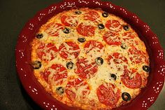 I like this recipe better. I think I will put some Italian seasoning on top to broil as well!