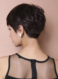60 Awesome Pixie Haircut For Thick Hair 54
