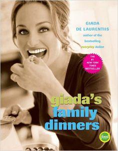 Giada's cookbooks