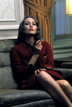 .Faye Dunaway by Jerry Schatzberg
