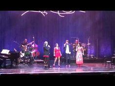 Fiesta - Serrat, Patricia Sosa, Abel Pintos y Lali Esposito. Gran Rex 29/3 Vídeo subido por Luli Novello