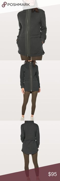 Warm for Winter Jacket More pics to come later...Worn one.  I do not trade. lululemon athletica Jackets & Coats