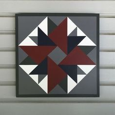 Photos / Locations in Town - Town of Colton, NY Barn Quilt Designs, Barn Quilt Patterns, Quilting Designs, Block Patterns, Amish Quilts, Star Quilts, Quilt Blocks, Scrappy Quilts, Mosaics