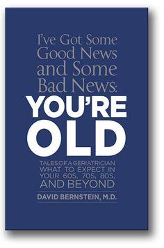 David Bernstein, M.D. - a must read!