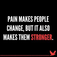 Chronic Pain!