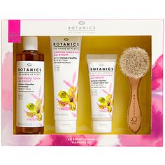 Love that I got 20% off Botanics All Bright Essential Cleansing Set from Boots Retail USA for $15.