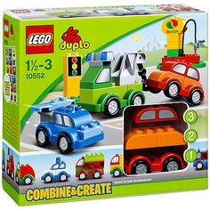 Buy LEGO DUPLO Creative Cars Online at johnlewis.com