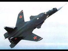 Су-47 «Беркут» истребитель 5 пятого поколения