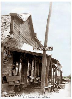 Lugert Post Office