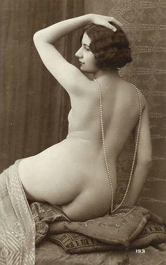 Vintage nude.