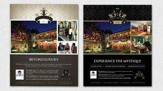 Magazine Ad Design for client Casa Casuarina
