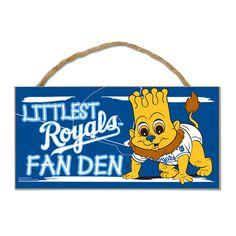 Kansas City Royals 5x10 Fantique Wood Sign - MLB.com Shop