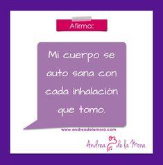 Mi cuerpo es sabio – Andrea de la Mora