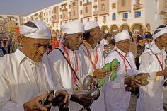 Gnawa musicians, Essaouira, Morocco