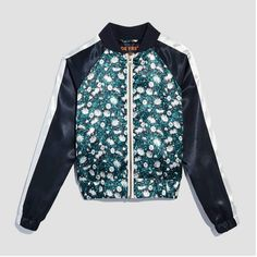 Joe Fresh Kid Girls  Floral Bomber Jacket bef8a0a07