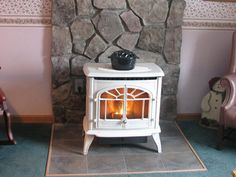 Pellet stoves are vastly more efficient than traditional fireplaces or woodstoves, and produce very little smoke and ash. They are easy to install in many settings, and don't require a masonry chimney. They use a little electricity (to run fans and controls), and slowly burn wood pellets that are made out of recycled, compressed sawdust that would otherwise be thrown out by mills. F&G Pool and Stove Inc  - Veranda.com