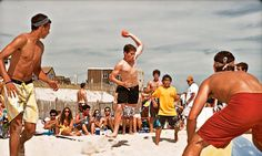 Trangleball: The Game that Snowballed over 16 Summers on Fire Island