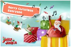 Christmas Carols for Kids, Sing Along Songs – Jolly Jingle review | App Safari