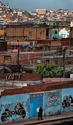 poverty, Lima, Peru